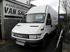 Iveco Daily 35 S12 LWB Refrigerated
